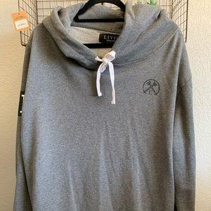 Civil Regime hooded sweatshirt size medium